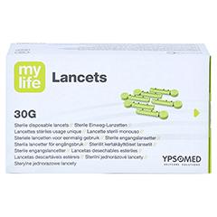 MY LIFE Lancets 200 Stück - Vorderseite