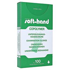 COPOLYMER Handschuhe unsteril Gr.M 100 Stück