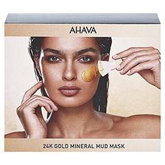AHAVA 24K Gold Mud Mask 50 Milliliter - Vorderseite