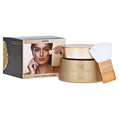 AHAVA 24K Gold Mud Mask 50 Milliliter