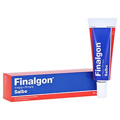 Finalgon 4mg/g + 25mg/g 20 Gramm