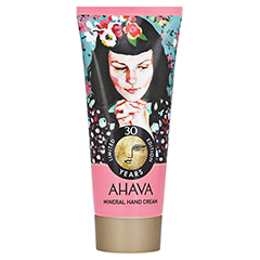 AHAVA Mineral Hand Cream limited Edition 100 Milliliter