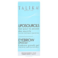 Talika Lipocils Eyebrow 10 Milliliter - Vorderseite