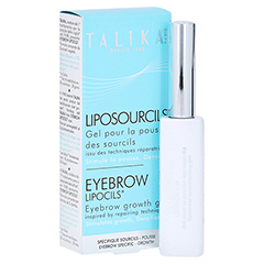 Talika Lipocils Eyebrow 10 Milliliter
