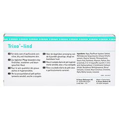 TRIXO LIND Collagen Pflegelotion Tube 100 Milliliter - Rückseite