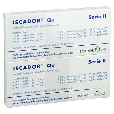 ISCADOR Qu Serie II Injektionslösung 14x1 Milliliter N2