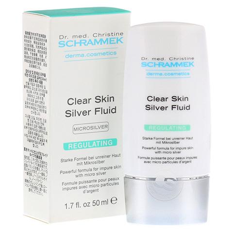 Dr. Schrammek Clear Skin Silver Fluid 50 Milliliter