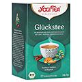 YOGI TEA Gl�ckstee Bio Filterbeutel 17x1.8 Gramm