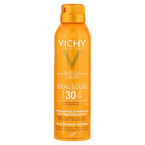 VICHY IDEAL SOLEIL Transp.Sonnenspray LSF 30 200 Milliliter