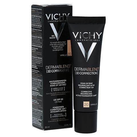 VICHY DERMABLEND 3D Make-up 20 30 Milliliter