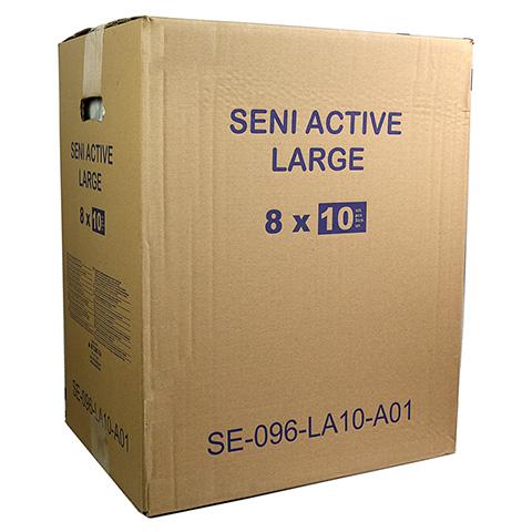 SENI Active Pants Gr. L 8x10 Stück