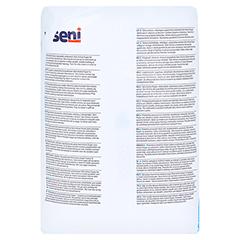 SENI Active Super Inkontinenzslip Einmal M 10 Stück - Linke Seite