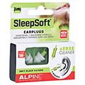 ALPINE SLEEPSOFT Grip Ohrstöpsel 2 Stück