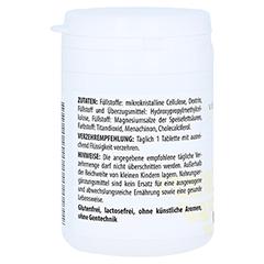 VITAMIN D3+K2 2.000 I.E./200 µg Tabletten 120 Stück - Rechte Seite