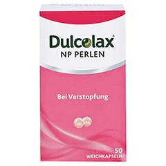 Dulcolax NP Perlen 50 Stück N3 - Vorderseite