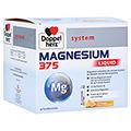 DOPPELHERZ Magnesium 375 Liquid system Trinkamp. 30 Stück