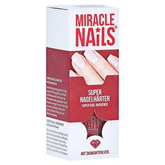 MIRACLE Nails super Nagelhärter 8 Milliliter