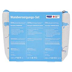 Hansaplast Wundversorgungs-Set 1 Packung - Rückseite