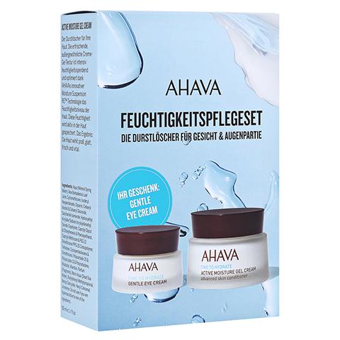 AHAVA Kit Active Moisture+Gentle Eye Cream 65 Milliliter