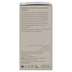 AHAVA Men Moisture Active Gel-Cream 50 Milliliter - Linke Seite