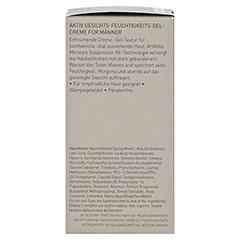 AHAVA Men Moisture Active Gel-Cream 50 Milliliter - Rechte Seite