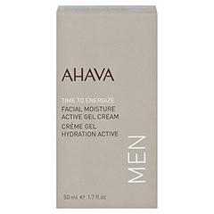 AHAVA Men Moisture Active Gel-Cream 50 Milliliter - Vorderseite