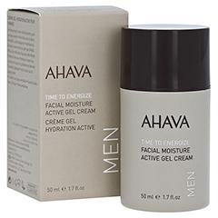 AHAVA Men Moisture Active Gel-Cream 50 Milliliter