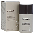 AHAVA Men Moisture Active Gel-Cream 50 Milliliter