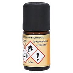 PRIMAVERA Happy Mind ätherisches Öl 5 Milliliter - Rückseite