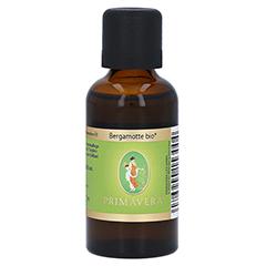 PRIMAVERA Bergamotte kbA ätherisches Öl 50 Milliliter