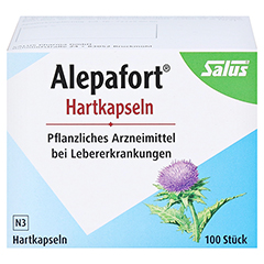 Alepafort 100 Stück N3 - Vorderseite