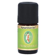 PRIMAVERA Nanaminze Bio ätherisches Öl 5 Milliliter