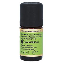 PRIMAVERA Nanaminze Bio ätherisches Öl 5 Milliliter - Rechte Seite