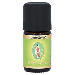 PRIMAVERA Limette Bio ätherisches Öl 5 Milliliter