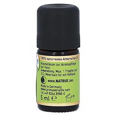 PRIMAVERA Limette Bio ätherisches Öl 5 Milliliter - Rechte Seite
