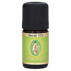 PRIMAVERA Neroli Öl ätherisch 10% 5 Milliliter