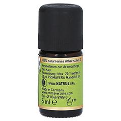 PRIMAVERA Neroli Öl ätherisch 10% 5 Milliliter - Rechte Seite