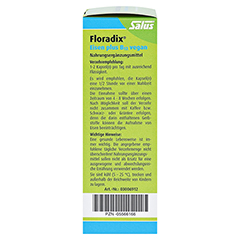 Floradix Eisen plus B12 vegan Kapseln 40 Stück - Linke Seite