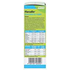 Floradix Eisen plus B12 vegan Kapseln 40 Stück - Rechte Seite