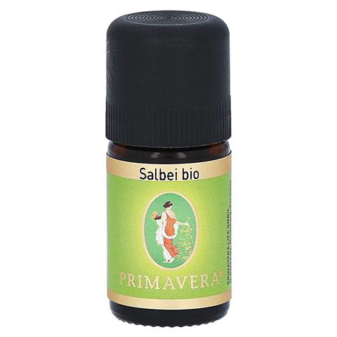PRIMAVERA Salbei Öl kbA ätherisch 5 Milliliter