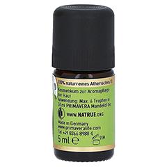 PRIMAVERA Patchouli Öl kbA ätherisch 5 Milliliter - Rechte Seite