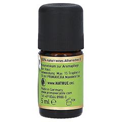 PRIMAVERA Wacholder Öl kbA ätherisch 5 Milliliter - Rechte Seite