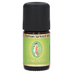 PRIMAVERA Thymian Öl türkisch kbA ätherisch 5 Milliliter