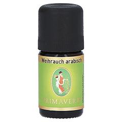 PRIMAVERA Weihrauch Öl ätherisch arabisch 5 Milliliter