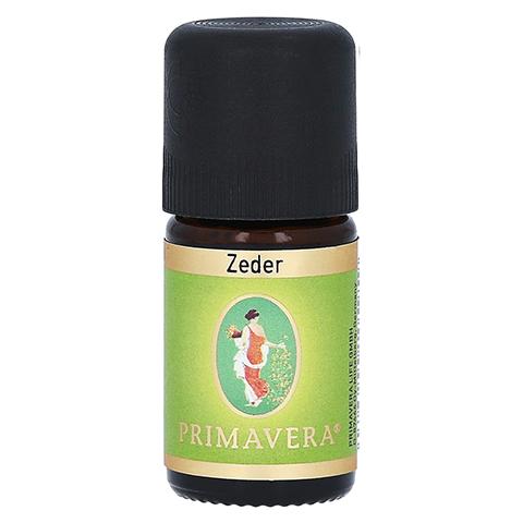 PRIMAVERA Zeder ätherisches Öl 5 Milliliter