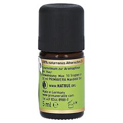 PRIMAVERA Zitrone kbA ätherisches Öl 5 Milliliter - Rechte Seite