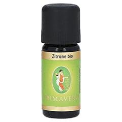 PRIMAVERA Zitrone kbA ätherisches Öl 10 Milliliter