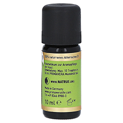 PRIMAVERA Zitrone kbA ätherisches Öl 10 Milliliter - Rechte Seite