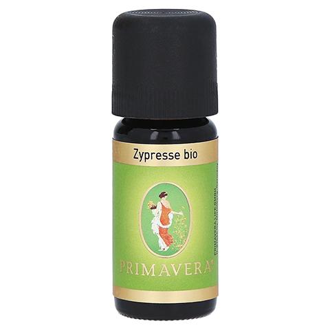 PRIMAVERA Zypresse kbA ätherisches Öl 10 Milliliter