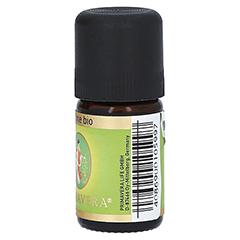 PRIMAVERA Zitrone kbA ätherisches Öl 5 Milliliter - Linke Seite